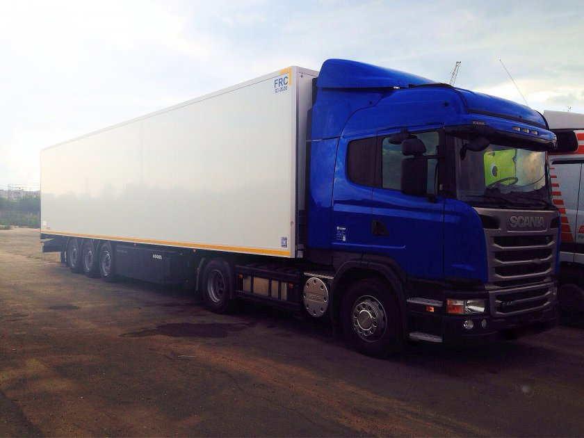 Перевозки грузов отдельной машиной